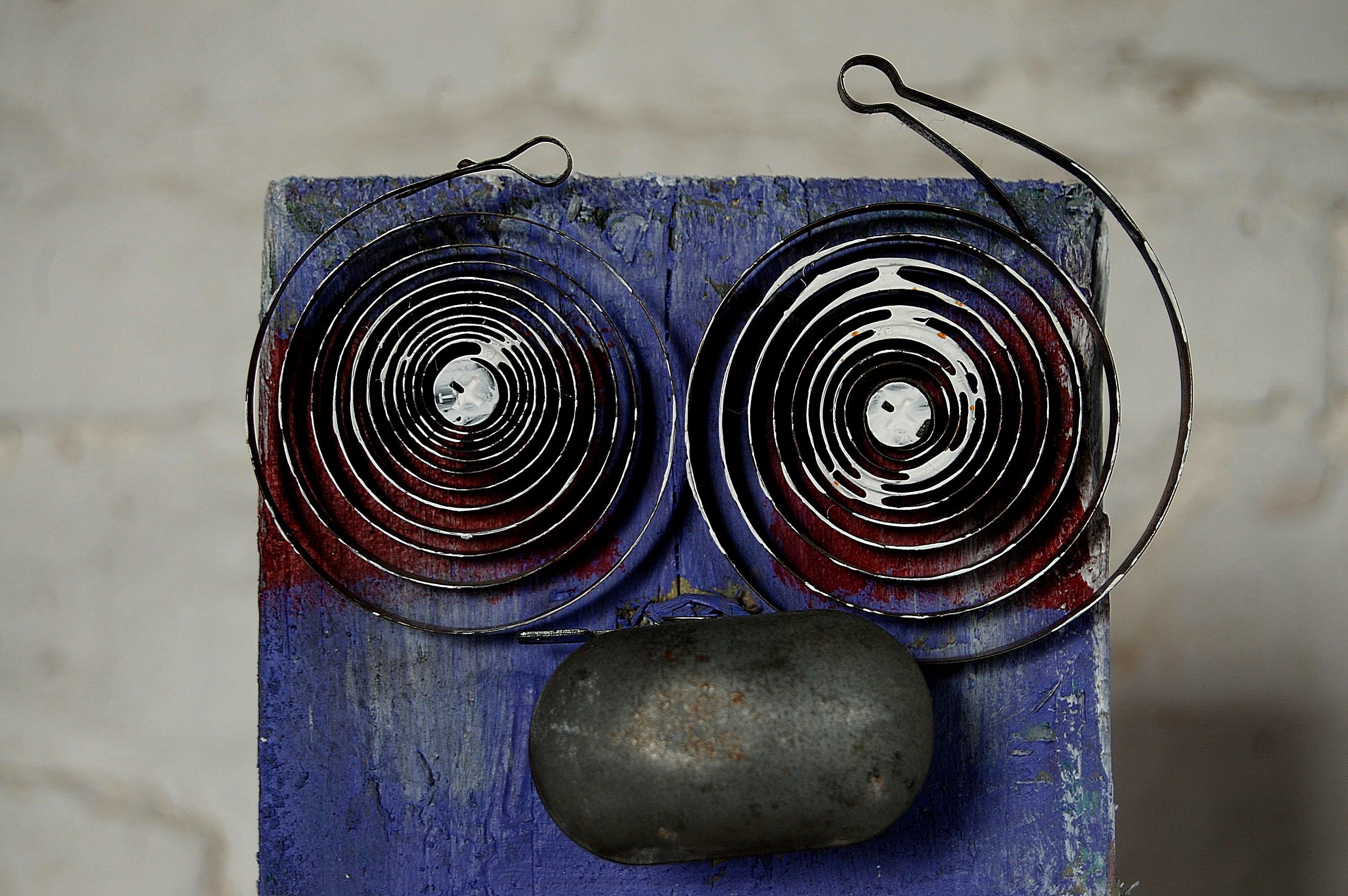 Zegarmistrz 2 robot analogowy Tomasz Motloch motlochartcom